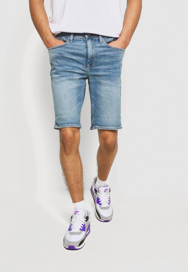 Szorty jeansowe - denim light blue
