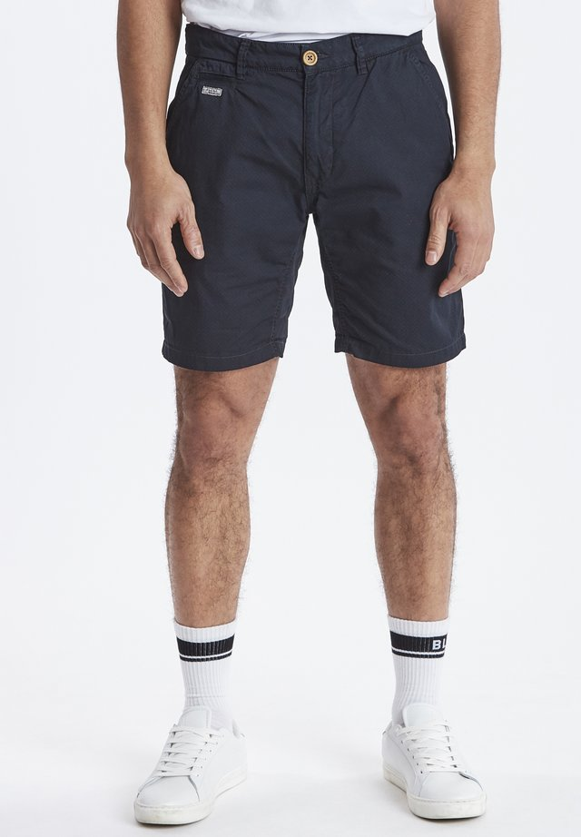 SHORTS - Shorts - dark navy blue