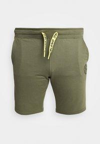 Blend - Teplákové kalhoty - kalamata green - 4