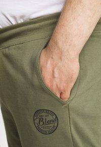 Blend - Teplákové kalhoty - kalamata green - 5