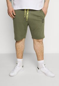 Blend - Teplákové kalhoty - kalamata green - 0