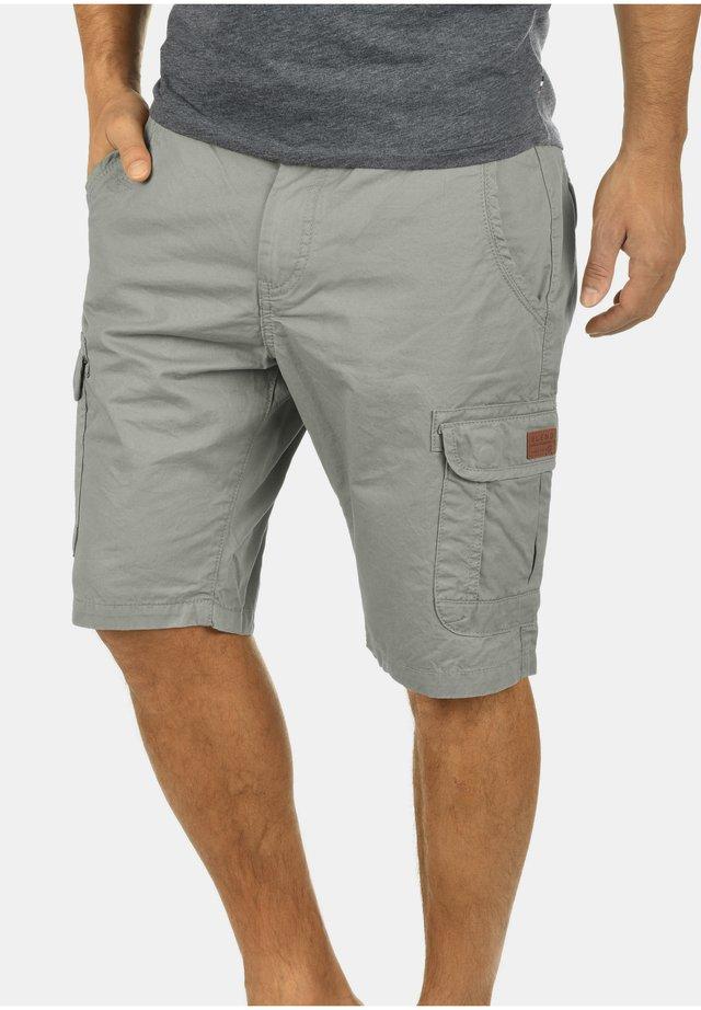 CRIXUS - Shorts - aluminium