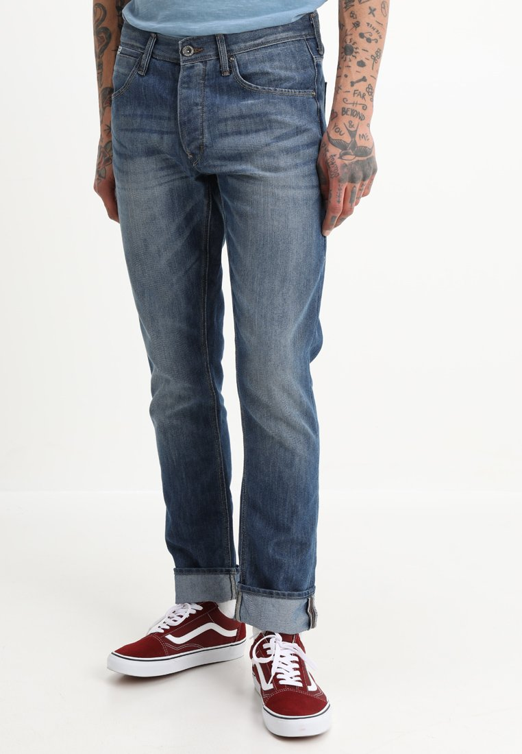 Blend - BLIZZARD - Jeans Straight Leg - light blue