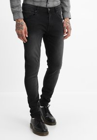 Blend - Jean slim - denim black - 0