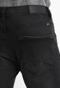 Blend - Jean slim - denim black - 4
