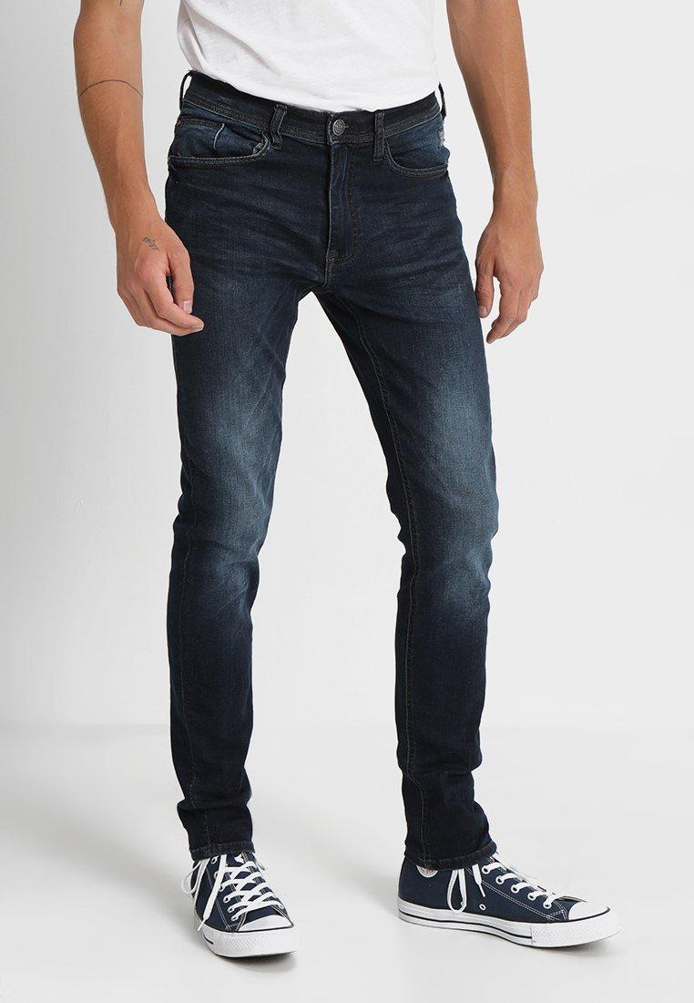 Blend - Jeans Skinny Fit - denim darkblue