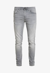 Blend - Jeansy Slim Fit - denim grey