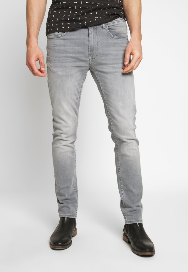 Slim fit jeans - denim grey