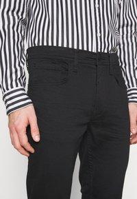 Blend - Slim fit jeans - denim black - 5