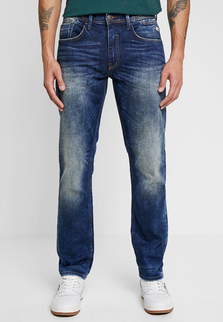Blend - Straight leg -farkut - denim dark blue