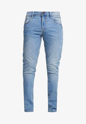 Slim fit jeans - denim light blue
