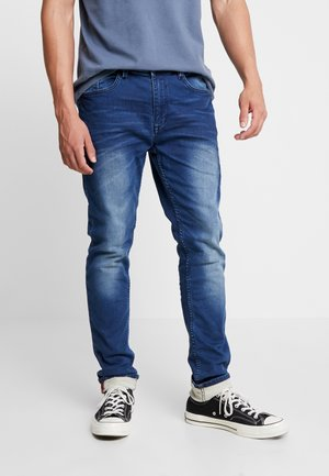 Jean slim - denim middle blue