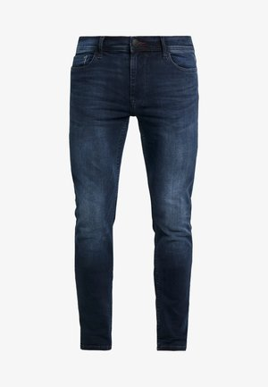MULTIFLEX - Jeans Skinny Fit - denim black blue