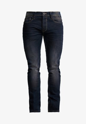 Jeans a sigaretta - denim middle blue