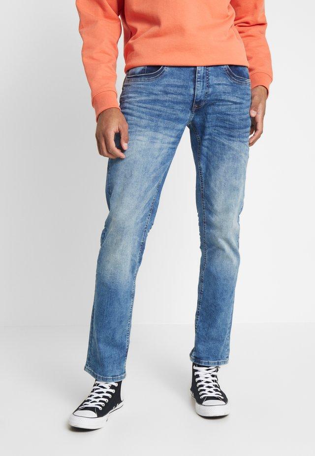 Jeans Straight Leg - denim middle blue