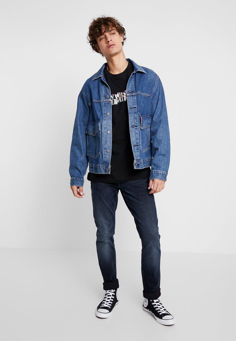 Blend JET - Jeans slim fit - dark blue