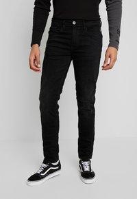 Blend - JET - Jeans slim fit - denim black - 0