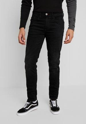 JET - Slim fit -farkut - denim black