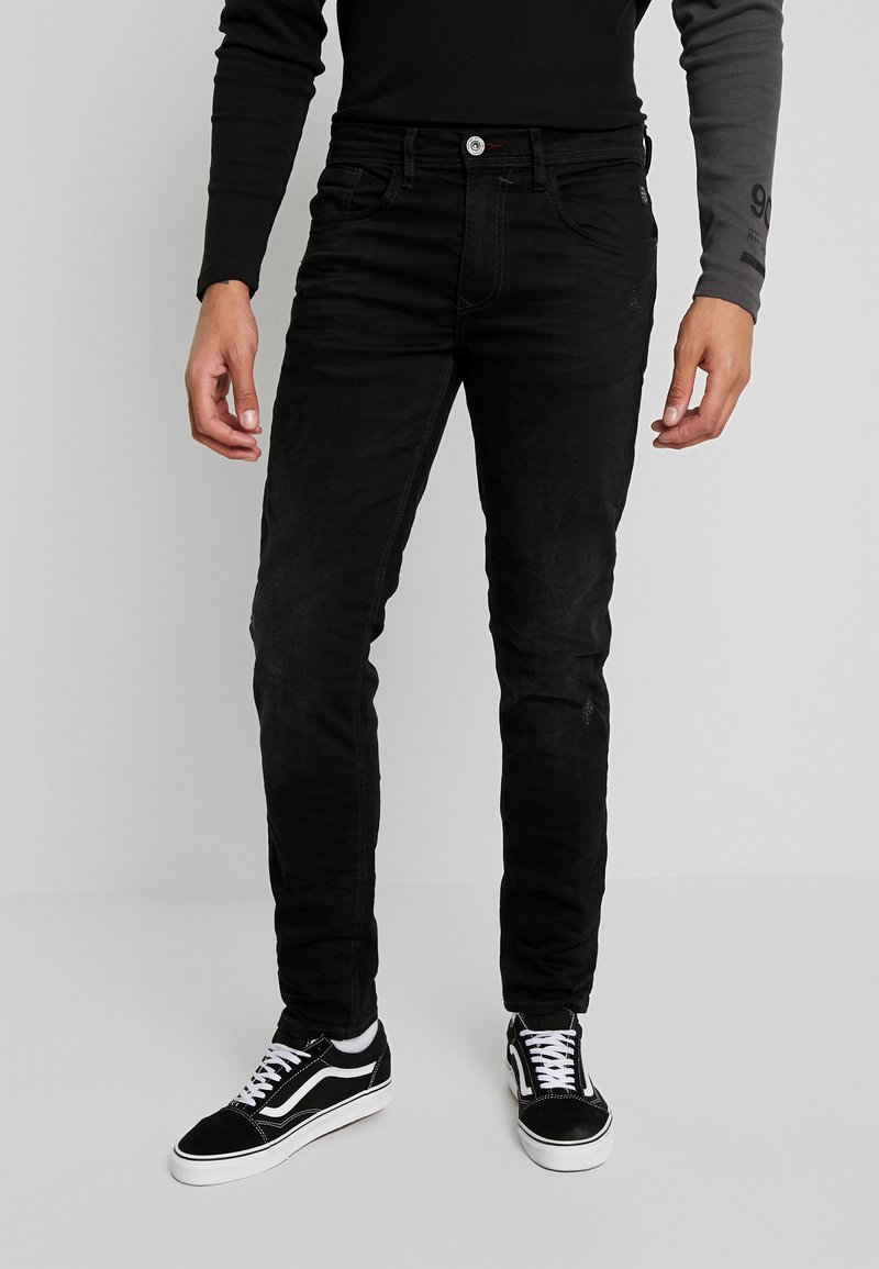Blend - JET - Jeans slim fit - denim black