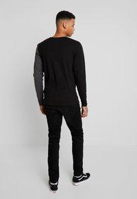 Blend - JET - Jeans slim fit - denim black - 2