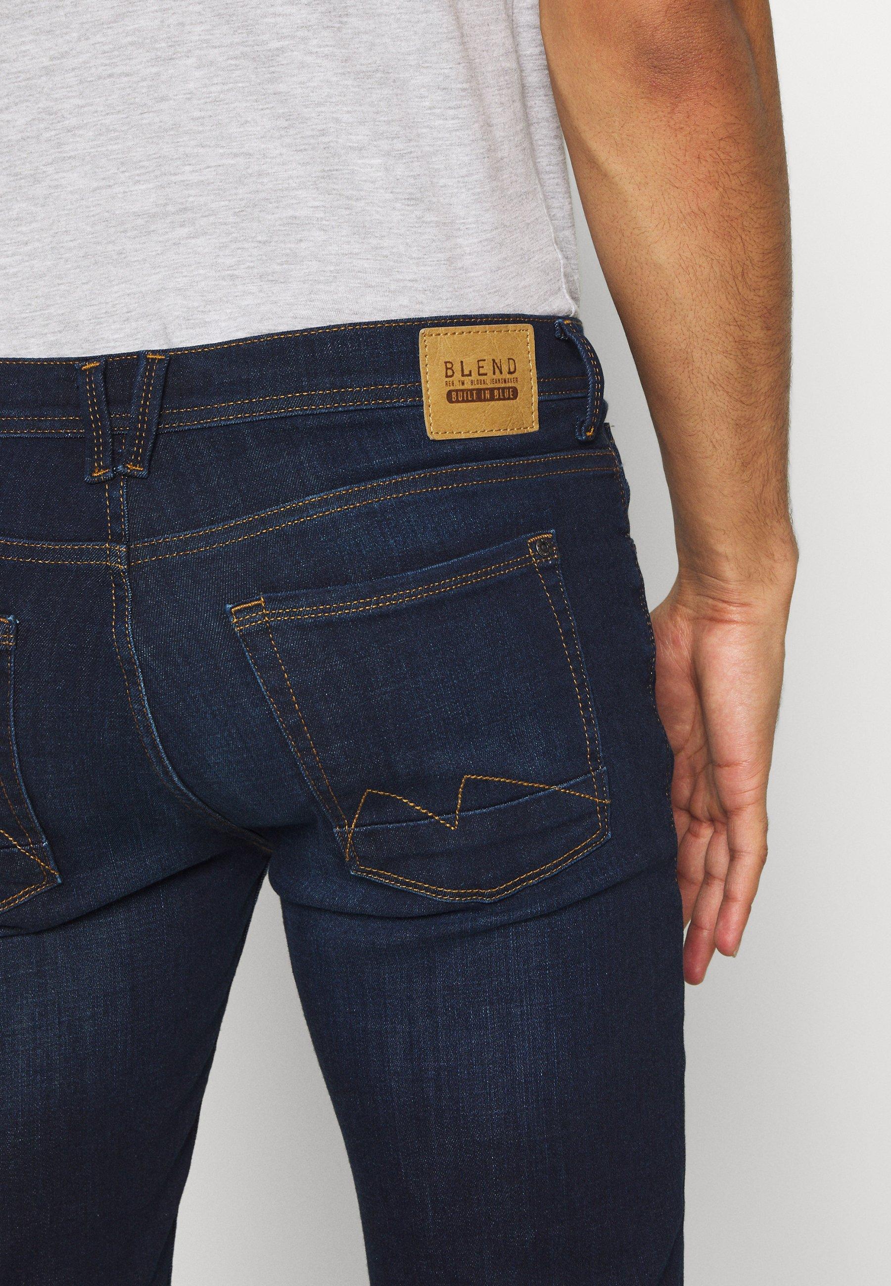 Blend JET - Jeans slim fit - denim dark blue