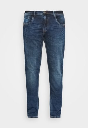 Slim fit -farkut - denim middle blue
