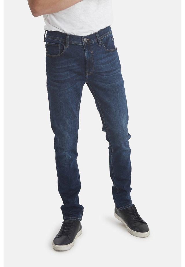 JEANS MULTIFLEX - NOOS JET FIT - Slim fit jeans - denim dark blue