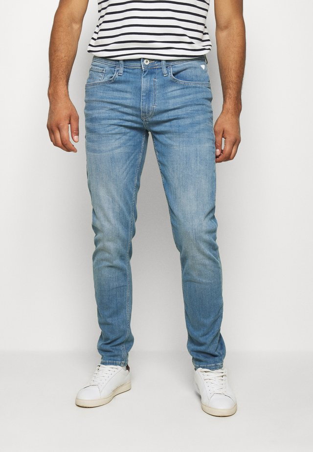 Slim fit jeans - denim light blue