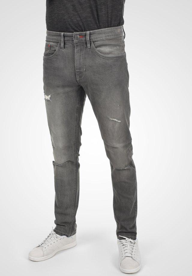 AVERELL - Slim fit jeans - denim grey