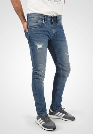 AVERELL - Slim fit jeans - denim lightblue