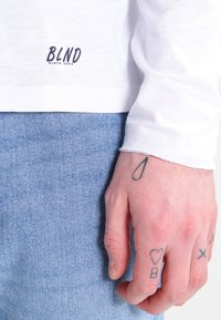 Blend - Bluzka z długim rękawem - white - 4