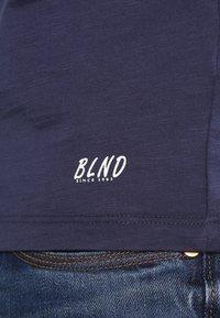 Blend - Bluzka z długim rękawem - navy - 4