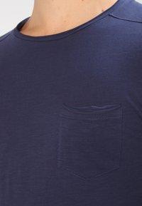 Blend - Bluzka z długim rękawem - navy - 3