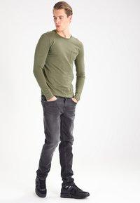 Blend - Camiseta de manga larga - olive - 1