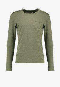 Blend - Camiseta de manga larga - olive - 5