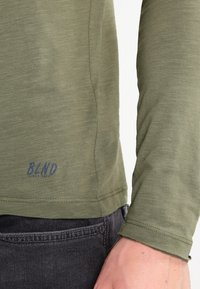 Blend - Camiseta de manga larga - olive - 4