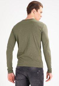 Blend - Camiseta de manga larga - olive - 2