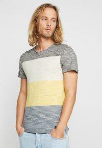 Blend - Camiseta estampada - dark navy blue - 0