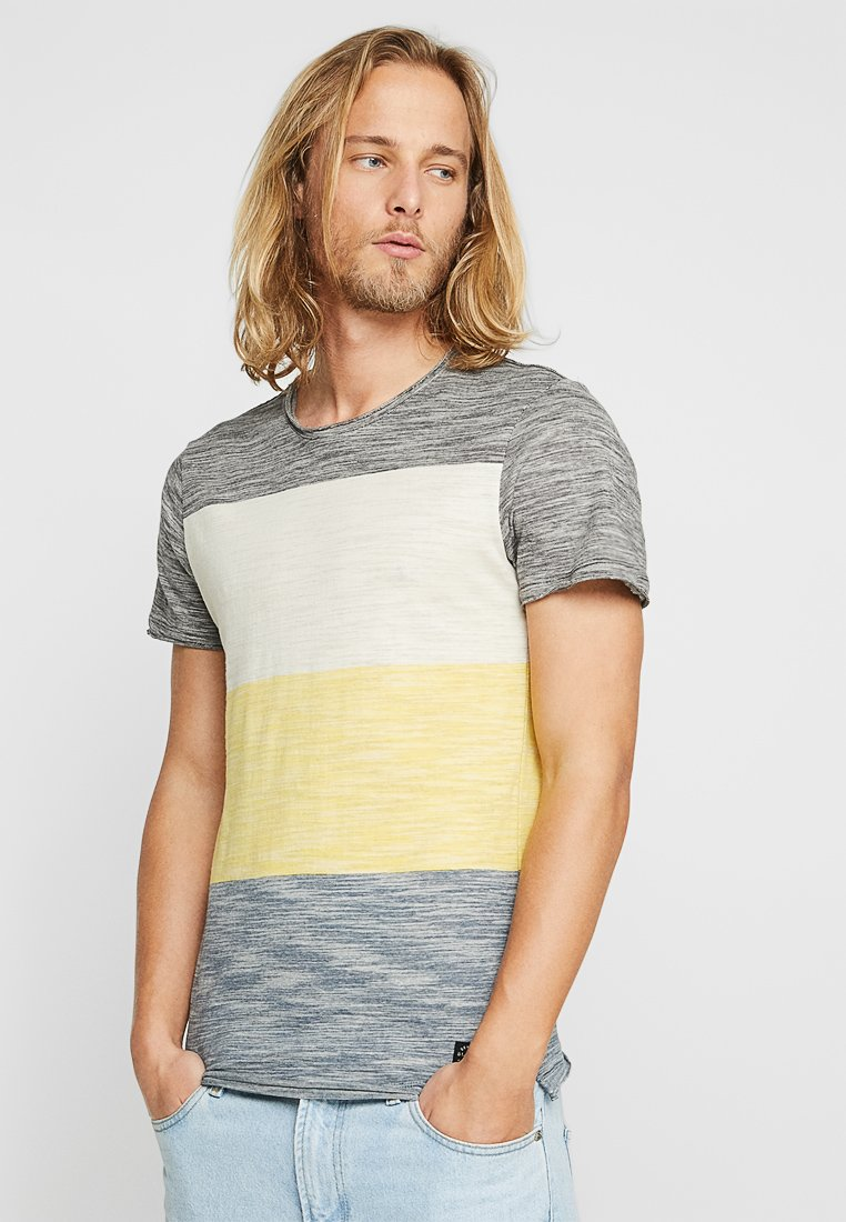 Blend - Camiseta estampada - dark navy blue