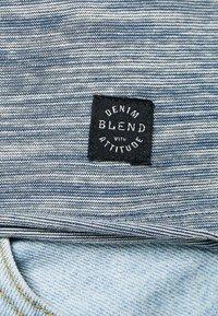 Blend - Camiseta estampada - dark navy blue - 5