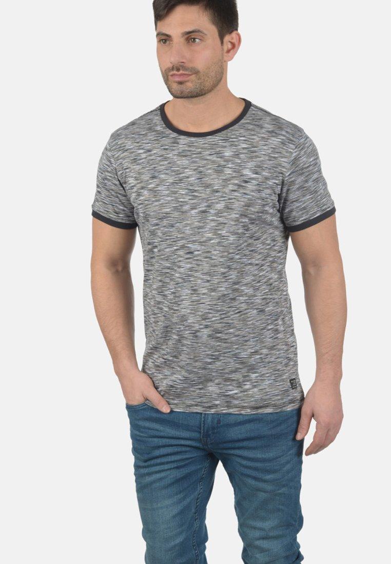 Blend - LEX - T-Shirt basic - grey