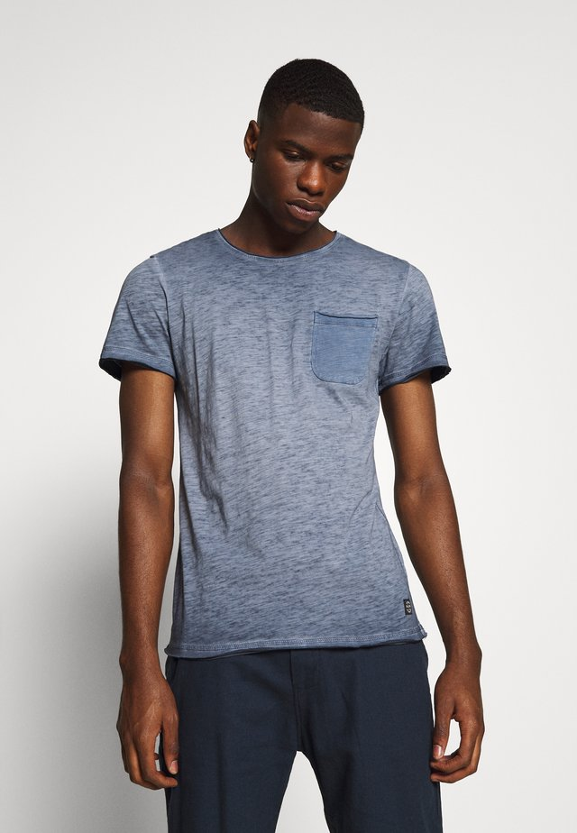 T-shirt imprimé - dark navy blue