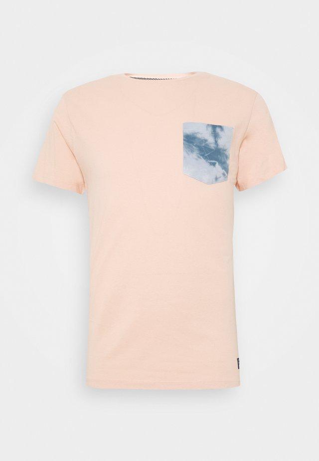 T-shirt print - evening sand