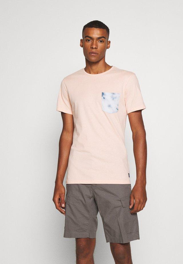 Print T-shirt - evening sand