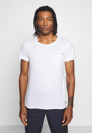 SLIM  - T-paita - white