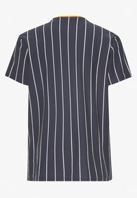 Blend - TEE - Print T-shirt - dark navy blue - 1