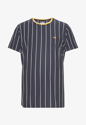 TEE - Print T-shirt - dark navy blue