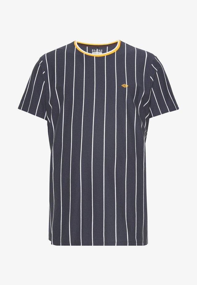 TEE - T-shirts print - dark navy blue