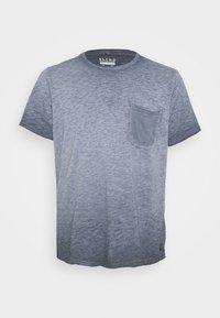 Blend - Jednoduché triko - dark navy blue - 4