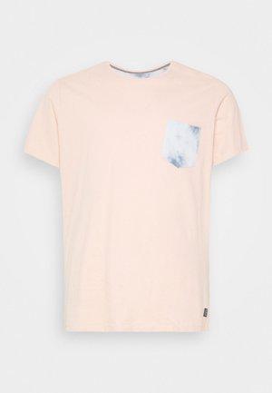 Basic T-shirt - evening sand